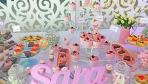 Candy bar botez - Loreen Mariage